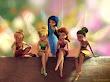Tinkerbell Fairies Wallpaper