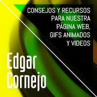 Consejos y recursos para nuestra página web, gifs animados y videos