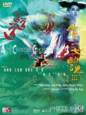 Phim Thiến Nữ U Hồn 3 - A Chinese Ghost Story III (1991)