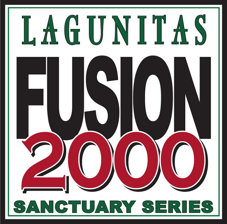 Logo of Lagunitas Fusion 2000