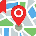 Save Location GPS icon