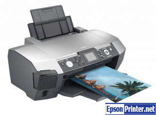 Get reset Epson PM-D870 printer application