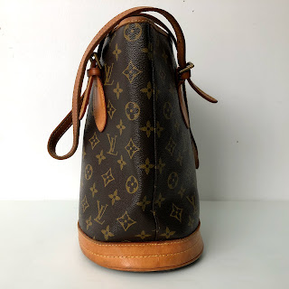 0fe7a8fe356d Louis Vuitton Monogram Bucket PM Bag