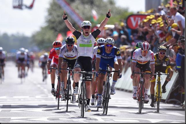Cycling: 103th Tour de France 2016 / Stage 1