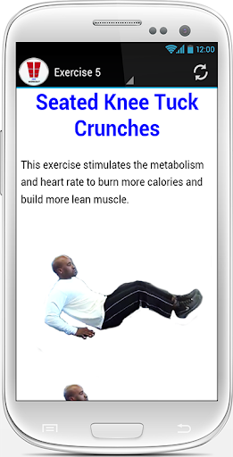 無料健康Appの腹筋ワークアウト|HotApp4Game