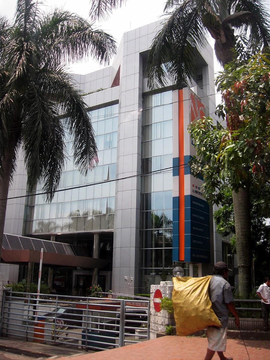 Bank Bni Kanwil Bandung Perintis Kemerdekaan Kota Bandung Indonesia