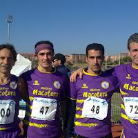 Vuelta Pedestre de Tres Cantos (16-01-2011)