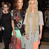 OIC - ENTSIMAGES.COM - Stooshe at the  LFW a/w 2016: Ashley Isham - catwalk show in London 20th february 2016 Photo Mobis Photos/OIC 0203 174 1069