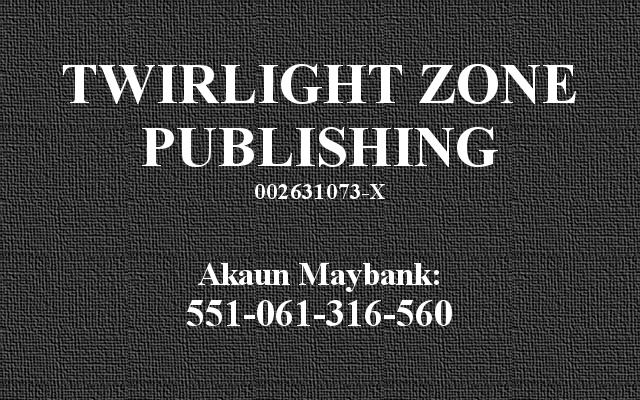 Cerpen : Roh Mengamuk oleh Tajul Zulkarnain