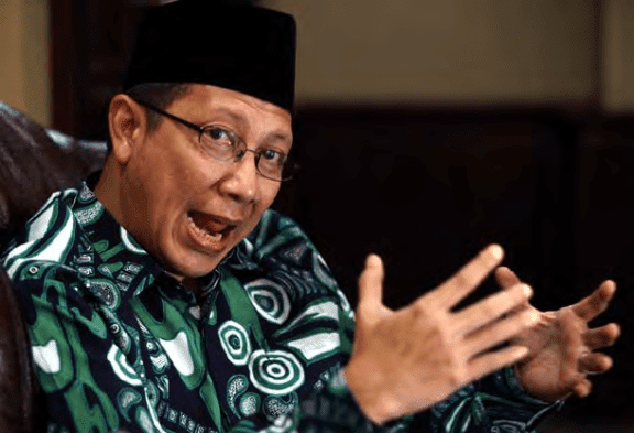 Menteri Lukman Hakim Saifuddin