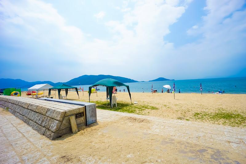 小豆島オリーブ公園 オリーブ・ビーチ 2