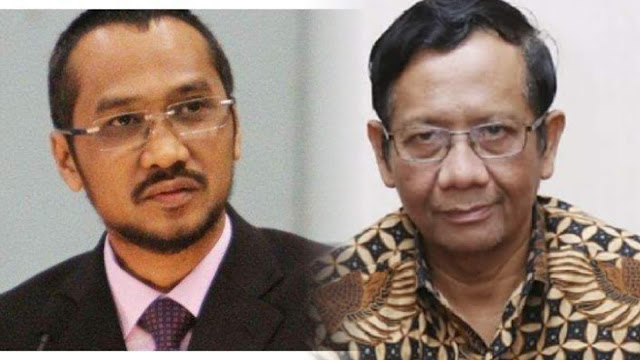 Abraham Samad Kritik KPK, Mahfud MD Merespons Begini