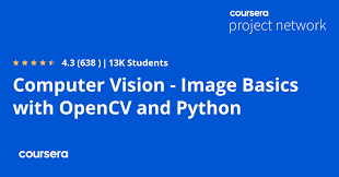 Best coursera course for Computer Vision