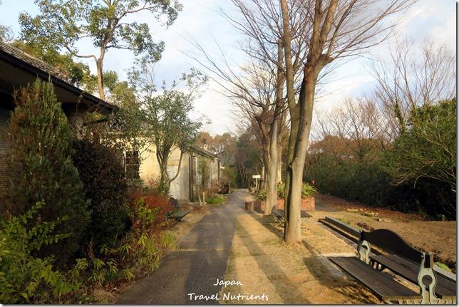 日本四國高松景點博物館  四國村 (28)