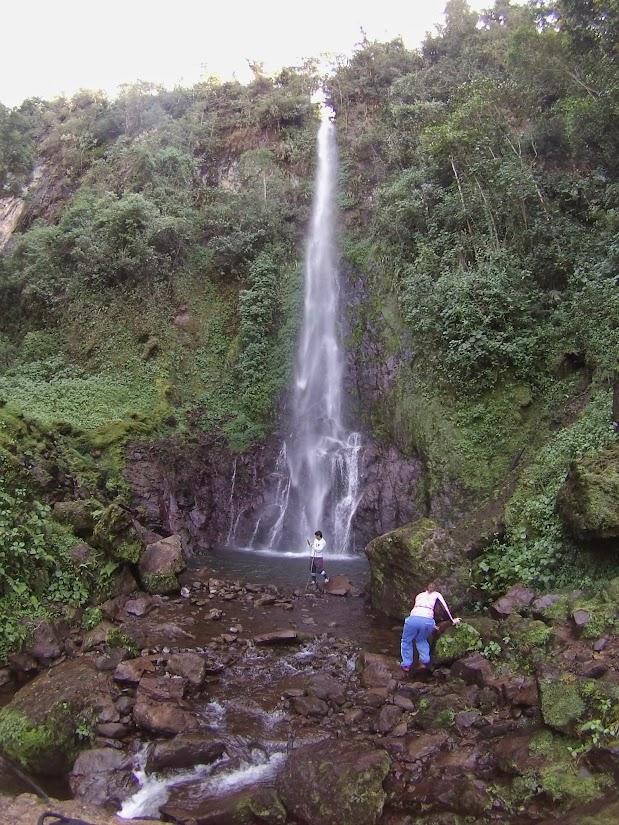 El Salto del Angel, Jardin Antioquia