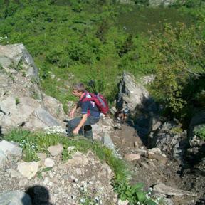 Wycieczka na Babią Górę - czerwiec 2007