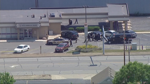 Gary Indiana Security Officer Murdered Bank Robbery