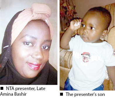 Amina Bashir And Son Die In Accident (photo)