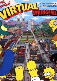 The Simpsons: Virtual Springfield - Walkthrough By Joseph Gaskill