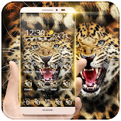 Gold Black Leopard Theme