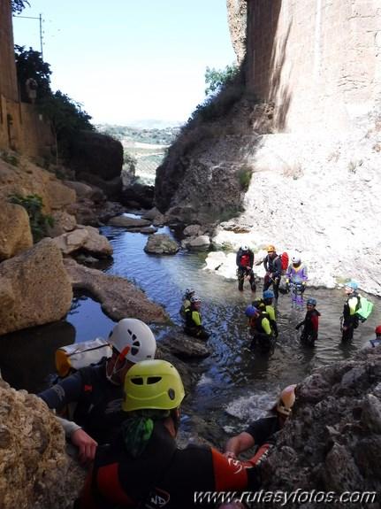 Barranco del Tajo de Ronda