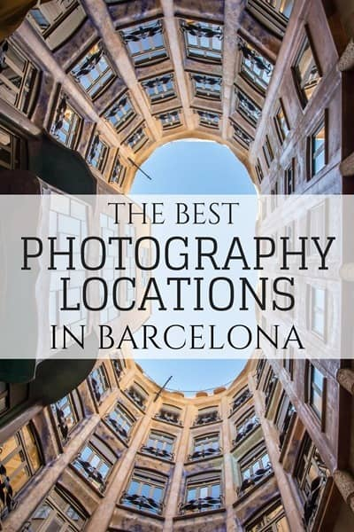 Best Photography Locations in Barcelona: Full list of some of the best photography locations in Barcelona to help you get the best photos from your trip to the city. Also includes tips for getting around Barcelona, finding accommodation in Barcelona and more!