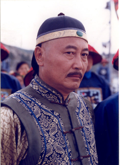 Di Jianqing China Actor