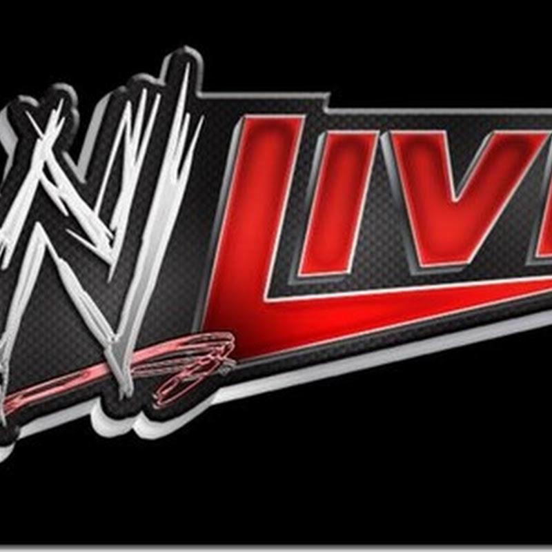 WWE Live en Puebla 2016 Centro de Espectaculos Acropolis