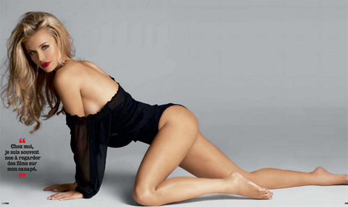 Phat cuong voi my nu Playboy Joanna Krupa  Anh 4