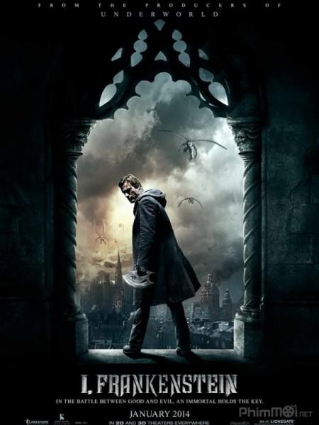 Chiến binh Frankenstein - I, Frankenstein (2014)