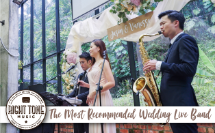recommended wedding live band Malaysia