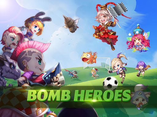 Bombe Hero - Super tireur  captures d'u00e9cran 1