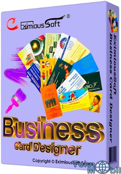 EximiousSoft Business Card Designer Full v5.04