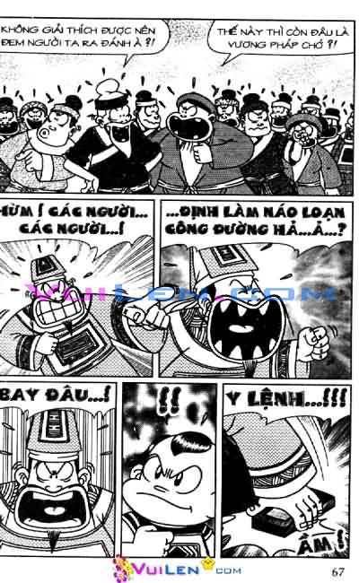 Thần Đồng Đất Việt Tập 81