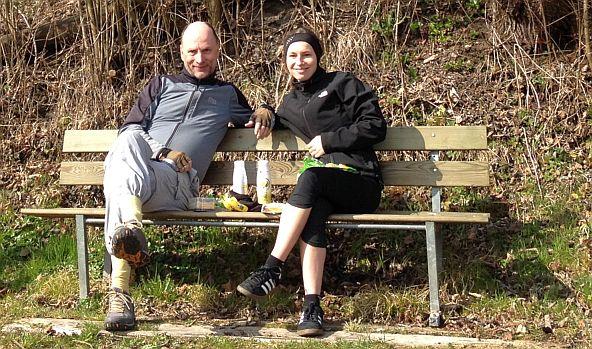 Anna & Chris: Pause im schweizer Luthern-Tal