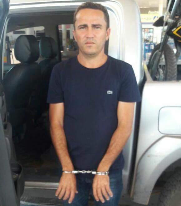 Preso último acusado de participação na morte do prefeito de Breu Branco