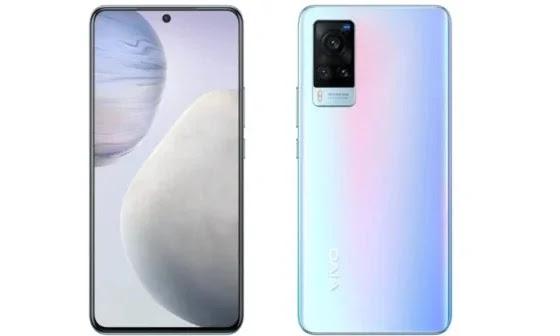 هاتف vivo X60 بشاشة منحنية