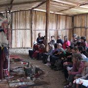 Wycieczka doSrebrnej Gory, Wioska Indianska.1.jpg
