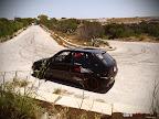 Saxo hill climb car
