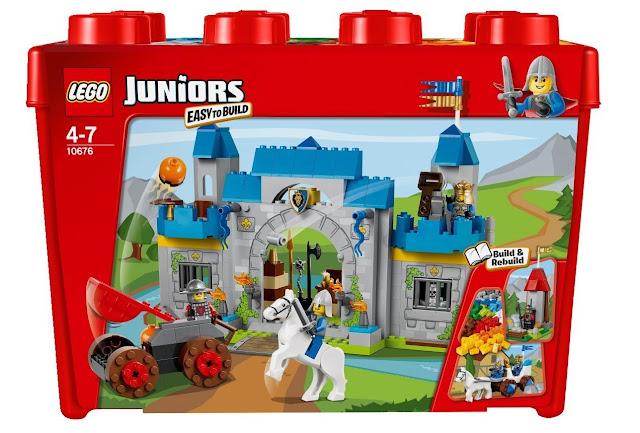 Lego 10676 Lắp ghép Lâu đài Knights