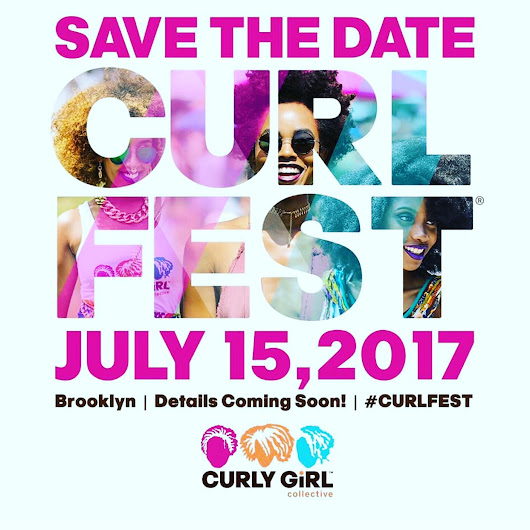 CURLFEST 2017 In Brooklyn!