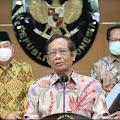 Menko Polhukam : Presiden Minta Pemerintah dan Aparat Kawal Rekomendasi Komnas HAM Tentang Kejadian Laskar FPI