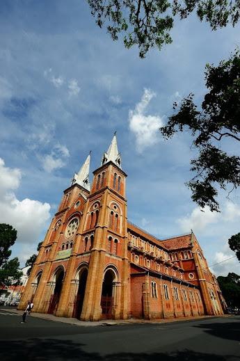 Cathedral - Saigon - Vietnam