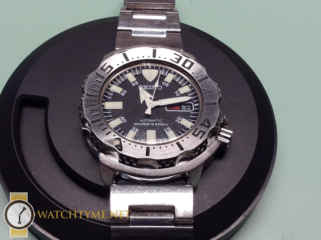 Seiko divers 7s26a montreal watch repair watchtyme - Seiko dive watch history ...