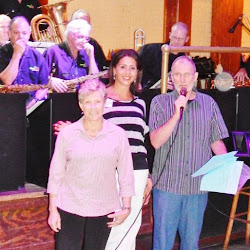 JazzFest Goes On, 8/17/13, Downbeat Jazz Orchestra