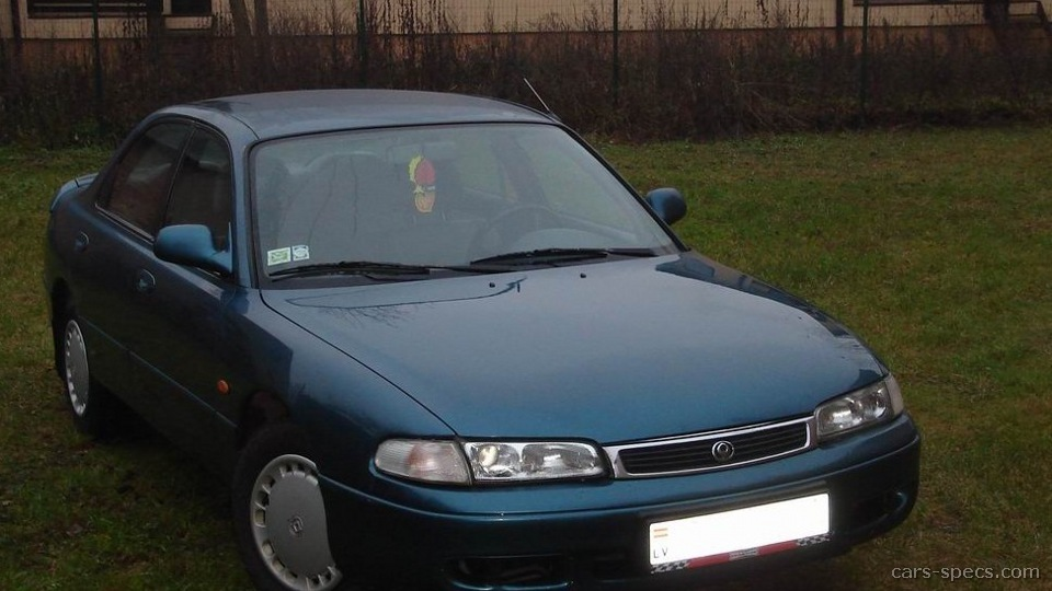 1996 Mazda 626 Sedan Specifications  Pictures  Prices