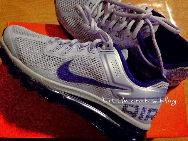 รองเท้าวิ่งคู่ใหม่
