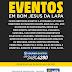 Liberados eventos com máximo de 50 pessoas em Bom Jesus da Lapa
