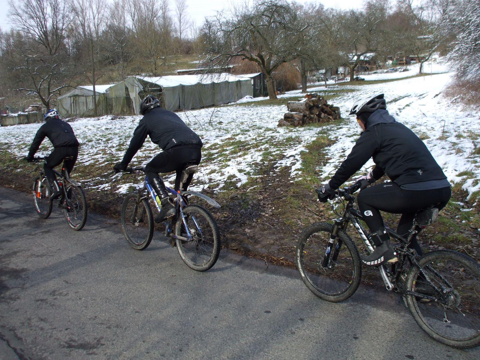 Spessart-Biker Tour am 06.03.2010