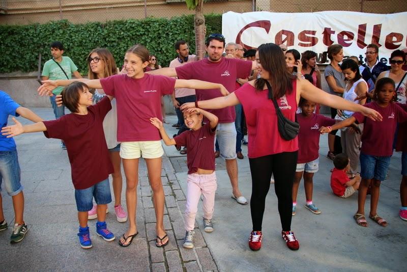 Festa infantil i taller balls tradicionals a Sant Llorenç  20-09-14 - IMG_4272.jpg